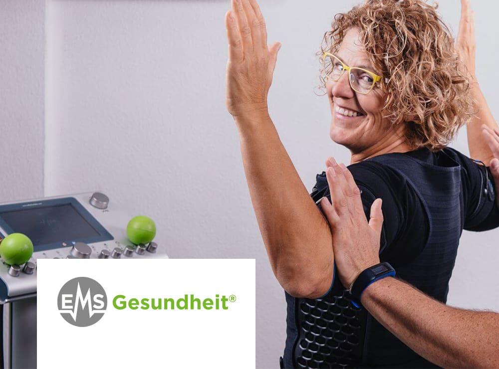 EMS Gesundheit Körperformen PR Beratung