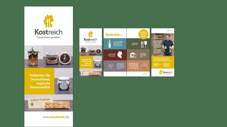Kostreich Screendesign Website-Entwicklung