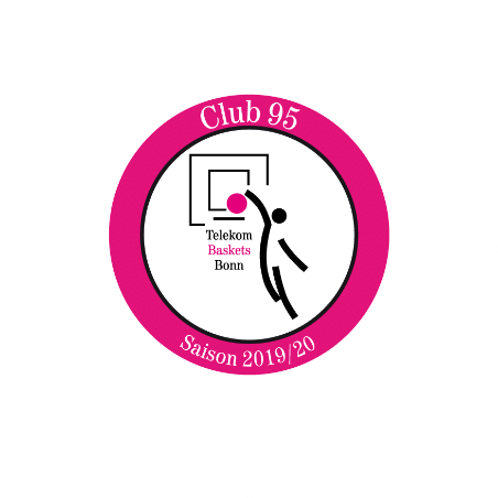 Logo Telekom Baskets Saison 2019/20