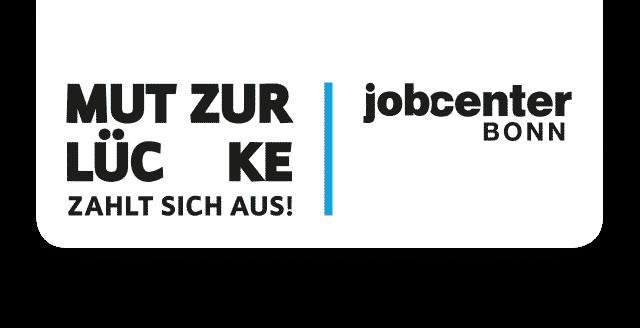 Mut zur Lücke Logo