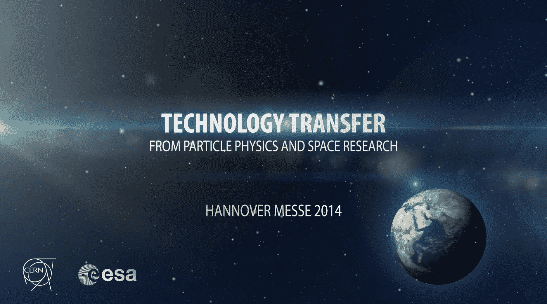 Messe-Video PR ESA CERN