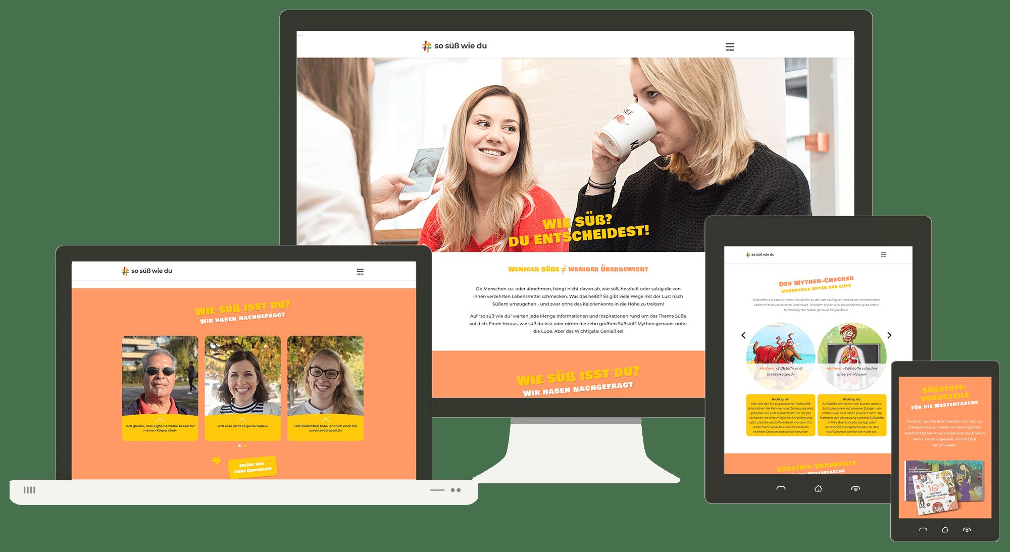 Verbraucheraufklärung Website