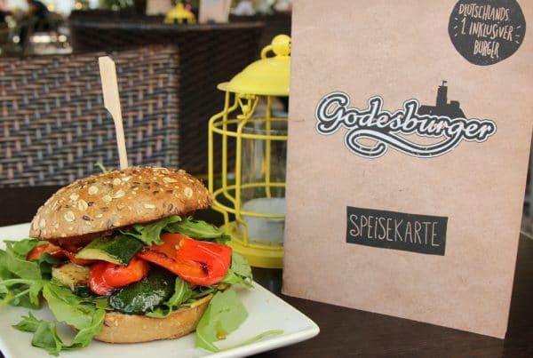 Godesburger Speisekarte