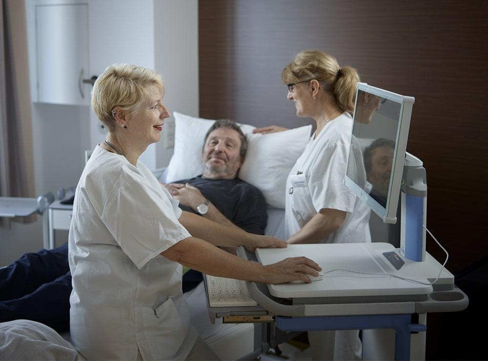 Kommunikationsberatung für Krankenhäuser und Kliniken