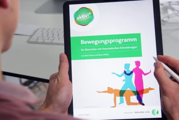 Rheumaliga Bewegungsprogramm