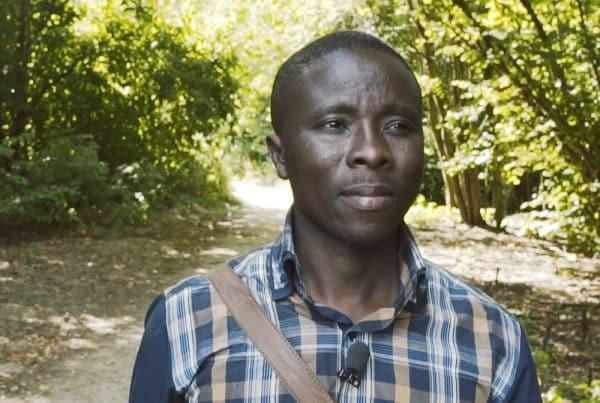 Samson Leben und arbeiten in Deutschland Teilnehmer