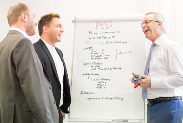 Besprechung Carrisma Personalberatung, Markenpositionierung