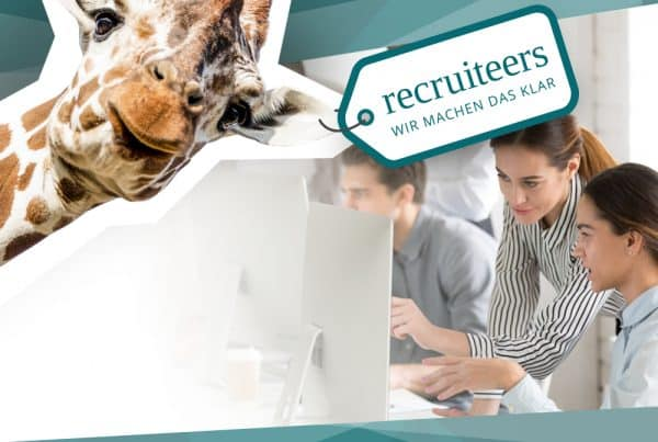 recruiteers Markenentwicklung