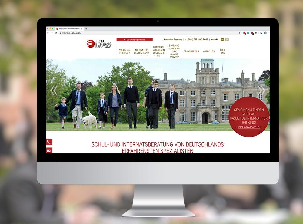 Agentur für Webdesign Bonn