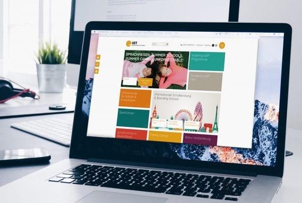 Agentur für Website Erstellung GET-Website