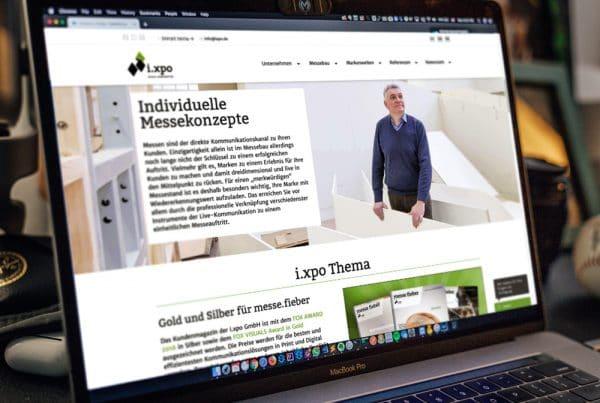 Website Entwicklung Webagentur Bonn
