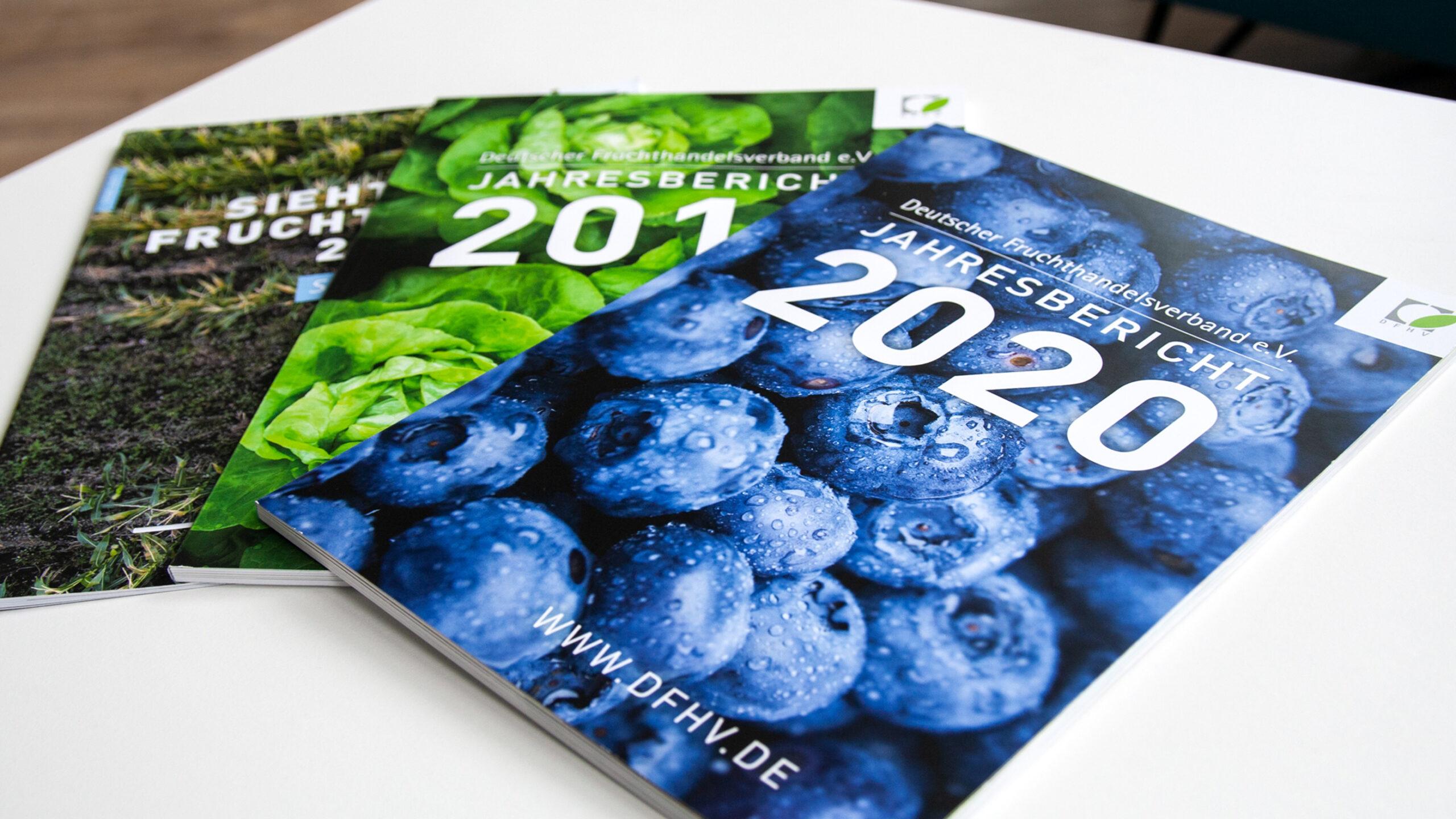 DFHV Jahresbericht