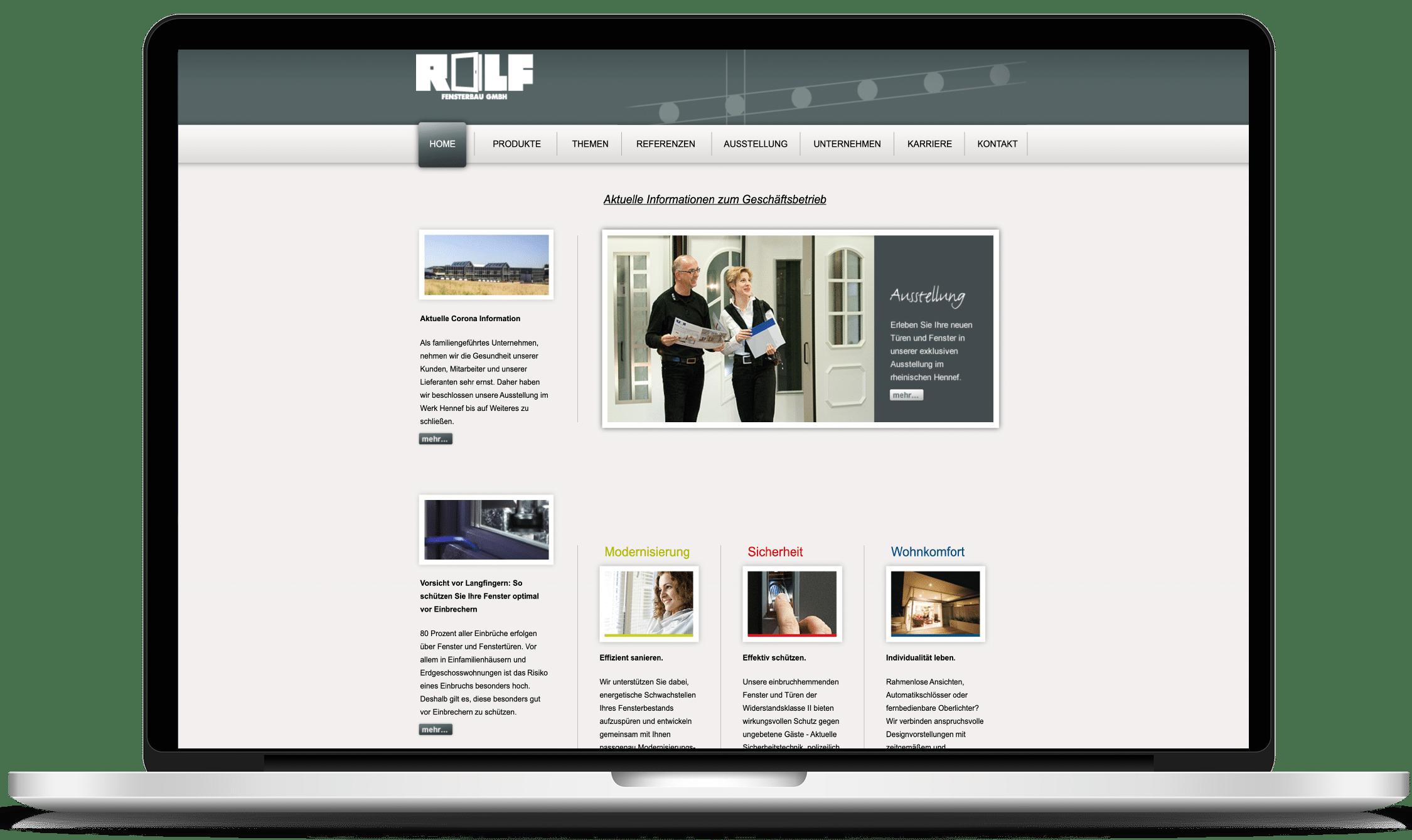 ROLF Website alt