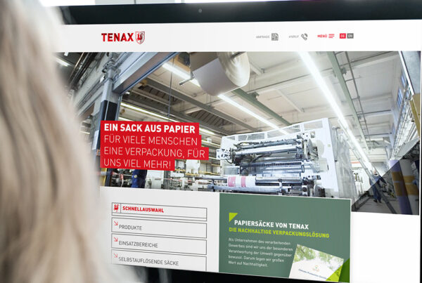 TENAX Webseite Beitragsbild