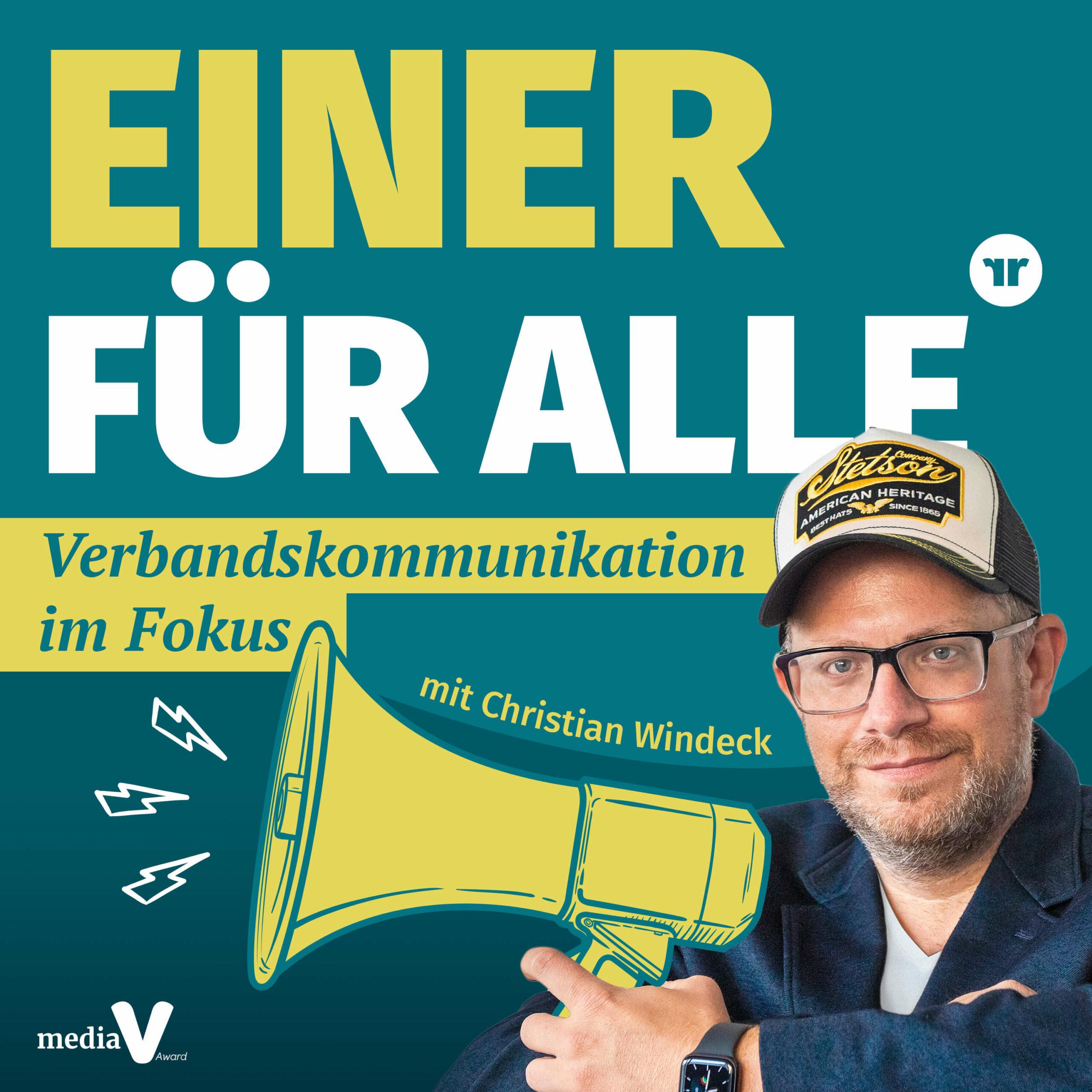 Einer für alle Podcast Verbandskommunikation - rheinland relations